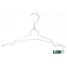 Eisho Home Organización Silver Wire Hanger