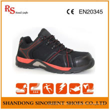 Suave sapatos de segurança para o trabalho atlético Homens RS181