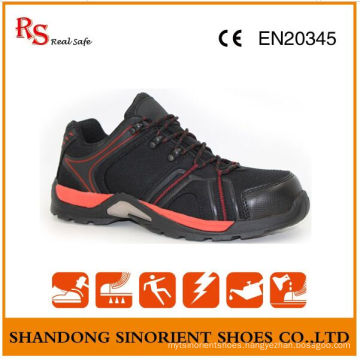 Soft Sole Safety Shoes for Athletic Work Men RS181
