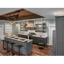 Luxury Waterproof Kitchen Cabinets Furniture Design