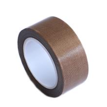 Антипригарная клейкая лента из ПТФЭ коричневого цвета