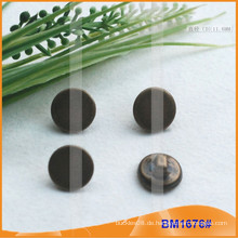 Kundenspezifische Metallnähende Uniform Buttons BM1676