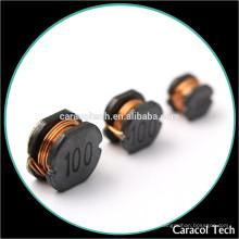 Wound Wire Oberflächenmontage CD43 1R0M Induktivität 1uH 40A 3,5mOhm SMD