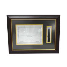 Wooden Photo Frame Pendant for Graduate