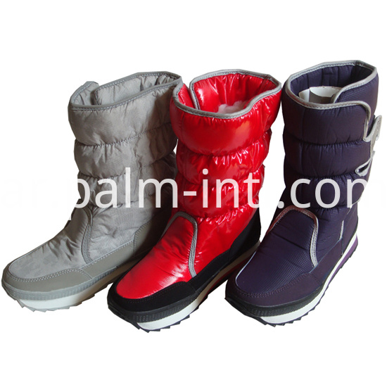 Fashion Woman Winter Boots