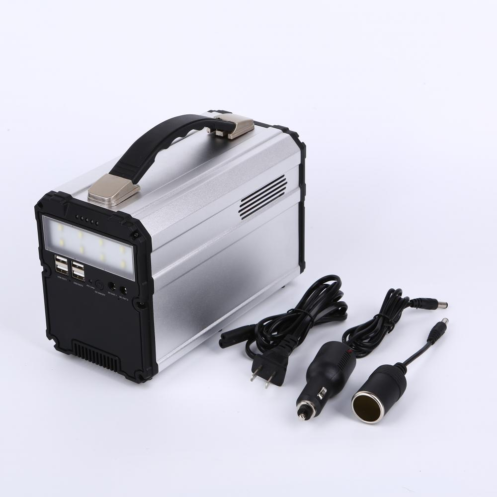 Portable Solar Power Inverter Generator