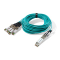Aktives optisches Kabel 100G QSFP28 bis 4SFP28 AOC