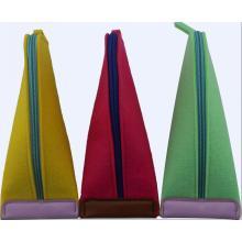 Axe shaped felt pen bag