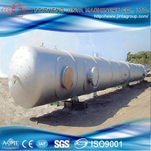 SUS304 Stainless Steel Alcohol Fractional Distillation Column for Sale