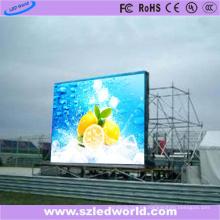 Pantalla de visualización LED de alquiler al aire libre P6 (CE CCC RoHS FCC)