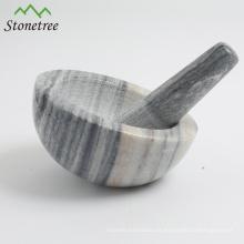 16.5 * 10cm piedra granito pendiente frontal mortero y maja