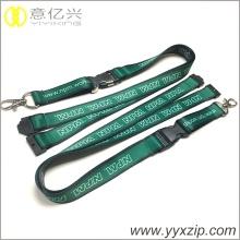 Печатание передачи тепла зеленое ожерелье талреп брелок