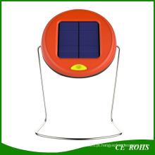 Lâmpada de tabela portátil da mesa da luz nova da leitura solar da chegada com carga de USB