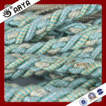 light blue Decorative Rope for sofa decoration or home decoration accessory,decorative cord,6mm