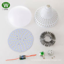 Top sell ceiling light parts led bulb light accessories skd part