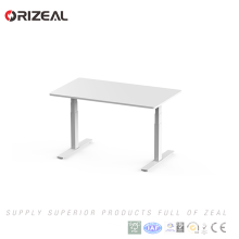 New commercial furniture height adjustable Standing Electric Desk with anti collision device Exclusive offer