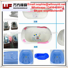 baby Laundry pot mould made in China/OEM Custom plastic injection baby Laundry pot mold making