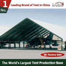 Тяжелые армейские палатки военные самолеты Ангар палатка для продажи