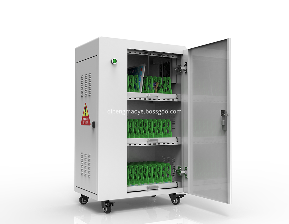 30 Tablets PC Charging Carts