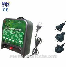 eletrificador de cerca eletrônico