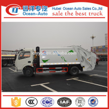 Dongfeng mini used garbage truck dimensions