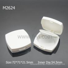 Elegant Makeup Case Square Compact Case