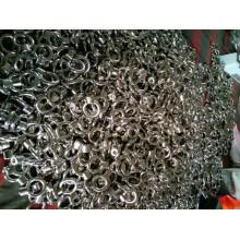 Gréement en acier inoxydable de haute résistance de 1169 JIS Type Eye Nut