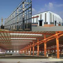 Atelier de structure en acier / Structure en acier (SS-36)