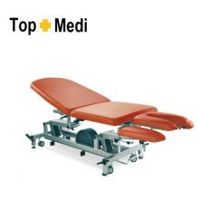 Topmedi Hospital Móveis Altura-ajustável sofá de exame com cinco Almofadas