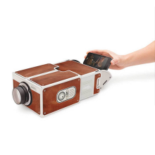 Promotional DIY Smartphone Projector