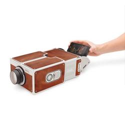Promotional DIY Smartphone Projector
