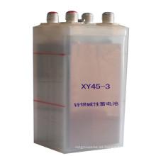 Batería profesional de plata Zinc Ag-Zn 45ah