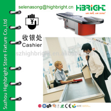 checkout counters for retail stores, checkout counters used in supermarket,checkout retail counters