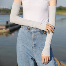 Outdoor Unisex Upf50+ Anti-UV Cooling Long Sleeve Arm Cover