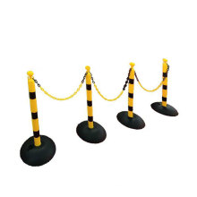 86CM High Quality PE Material Road Safety Plastic Warning Post, Warning Pole/