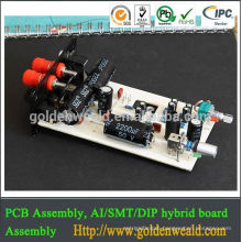 electronics pcb components assembly PCB manufacturer for medical product PCBA Assembly