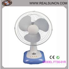 Настольный вентилятор с солнечным постоянным током