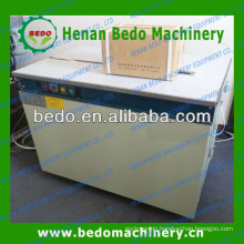 2014 the best selling semi-automatic pp belt carton box strapping machine 008613253417552