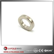 Imán redondo de neodimio Comprar 50mmx30mm Agujero: 10mm / Imán de tierra rara Industrial / Axial NdFeB Anillo Magnet N42