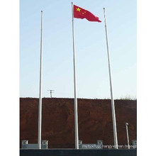 9m Price Hot DIP Galvanized Flag Pole