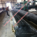 China-Gummi-Durchlass, der Ballone nach Kenia macht
