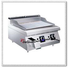 K453 Rostfreier Stahl Gegenoberseiten-Gas-Kebab-Grill