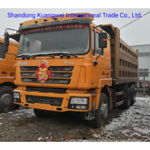 Shacman Delong 6X4 Used 10 Wheels Used Dump Truck Tipper Truck F3000 for Sale