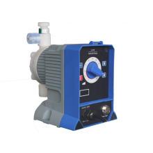 Bomba dosificadora de solenoide químico para tratamiento de agua