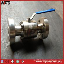 Hochdruck Pn420 Geschmiedete Stahl Schwimmende Kugelhahn