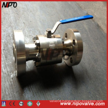 High Pressure Pn420 Forged Steel Floating Ball Valve