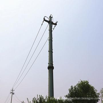 10kv Steel Power Transmission Monopole