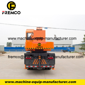 Truck Crane Equipment with T-King Chassis