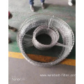 Galvanized Razor Barbed Wire Concertina Wire Coil