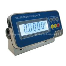 Indicateur de pondération étanche à haute pression standard Xk3119wl